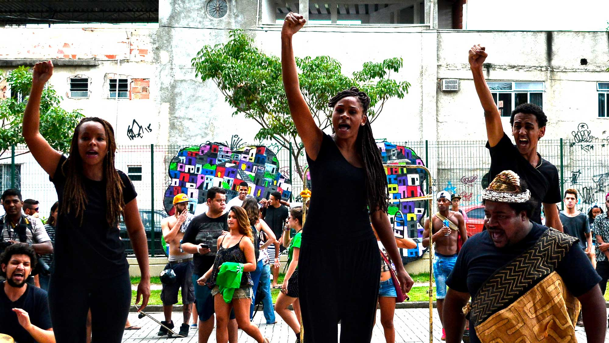 Theater of the Oppressed for Racial Justice